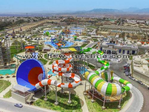 Egypt Aqua Blue Water Park