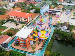 Thailand Usotel Waterland