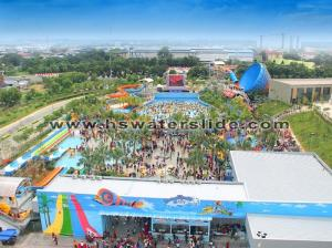Malaysia I CITY Water World